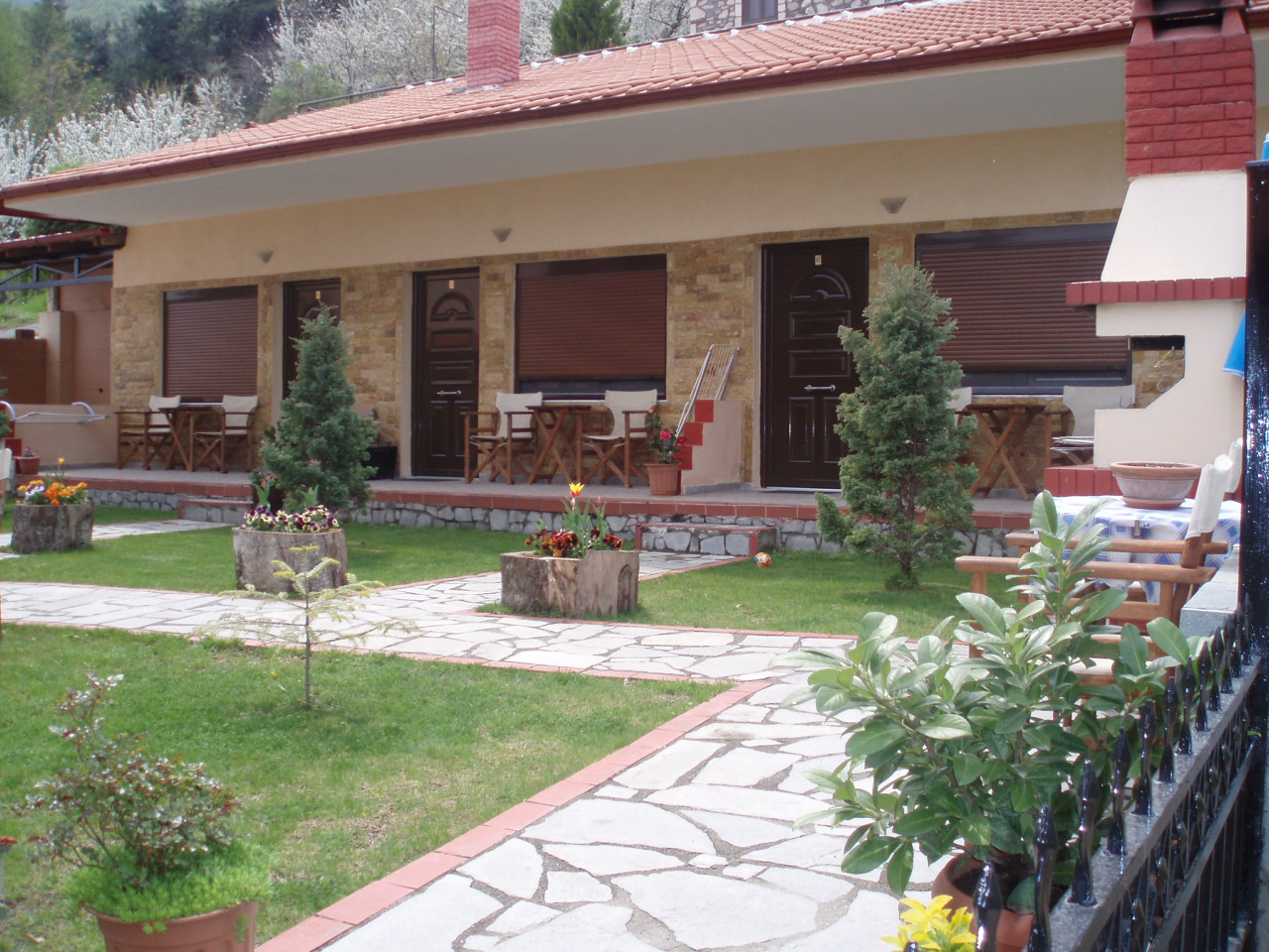 Ξενοδοχεία Πόζαρ Λουτράκι Όρμα Πέλλα